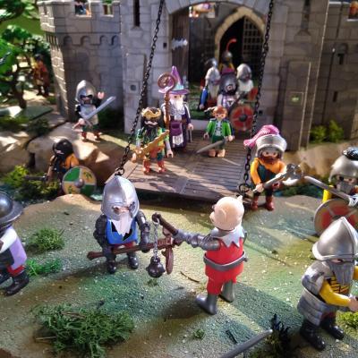 Bilbo le hobbit en playmobil