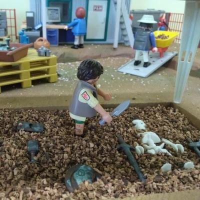 L'Archéologie en Playmobil