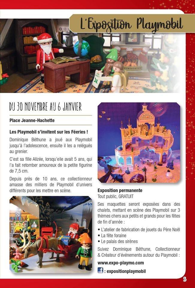 Exposition Playmobil de Beauvais
