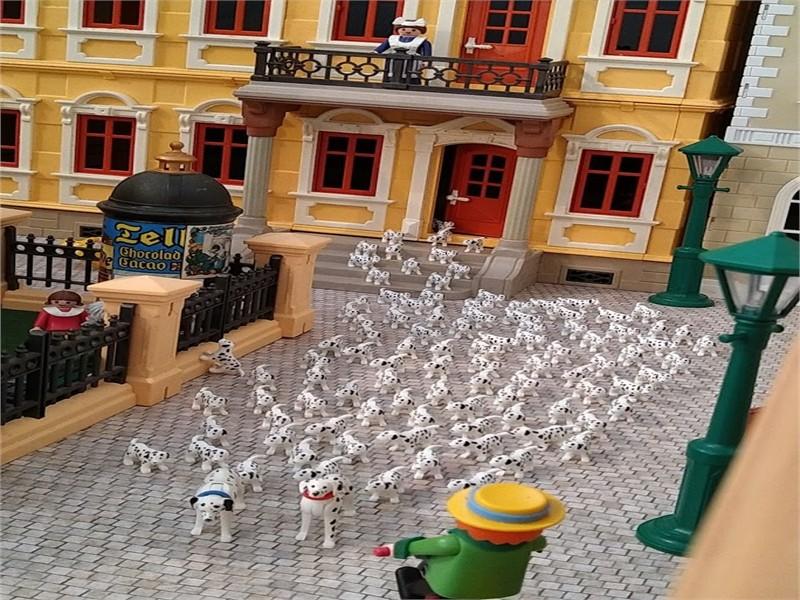 Les 101 dalmatiens en Playmobil