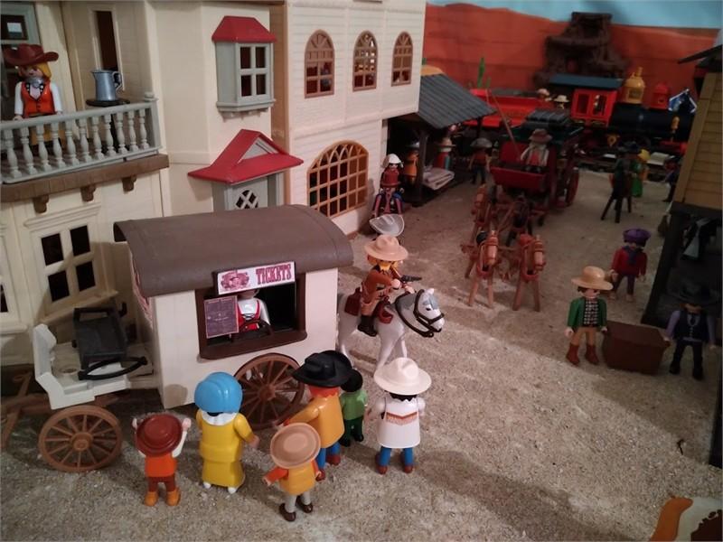 Buffalo Bill en Playmobil