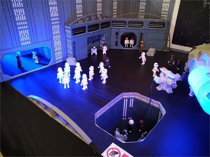 Star Wars - La Guerre des Etoiles en Playmobil