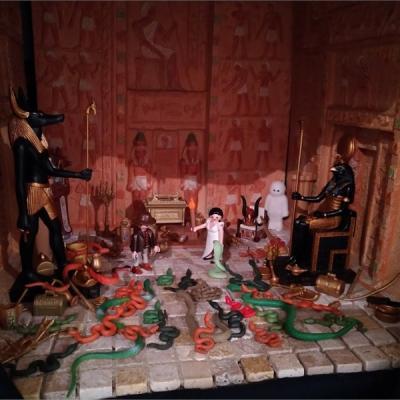 Indiana Jones et les aventuriers de l'arche perdue en Playmobil