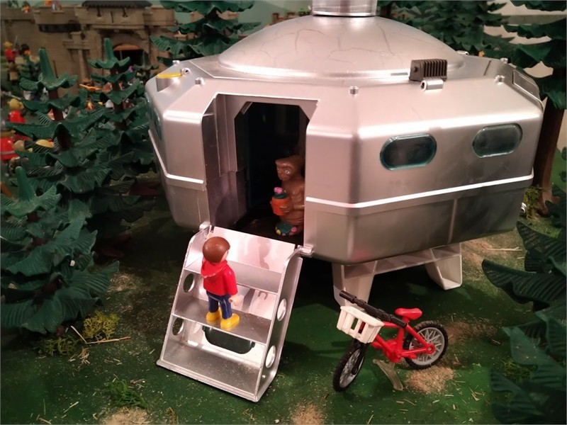 ET en Playmobil