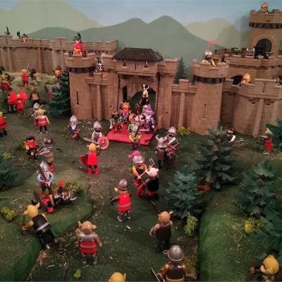 Le Seigneur des Anneaux en Playmobil