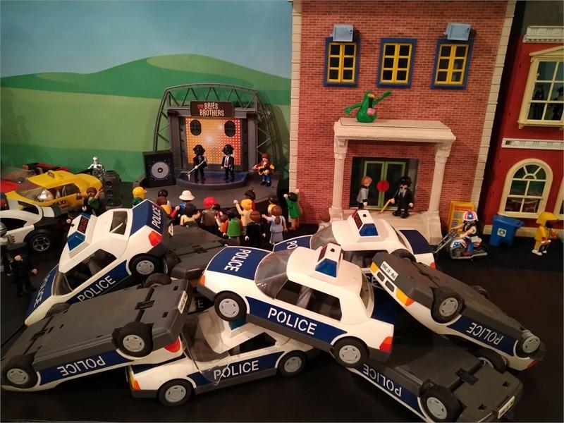 Blues Brothers en Playmobil