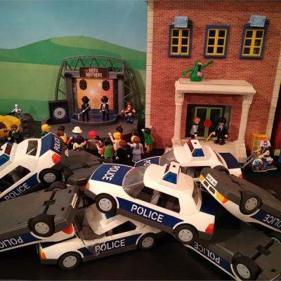 Blues Brothers en Playmobil