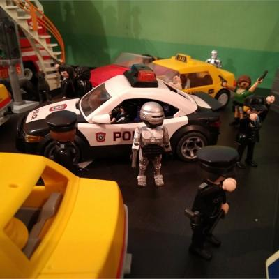 Robocop en Playmobil