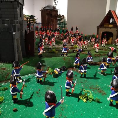 La gendarmerie pendant la bataille de hondschoote en 1793