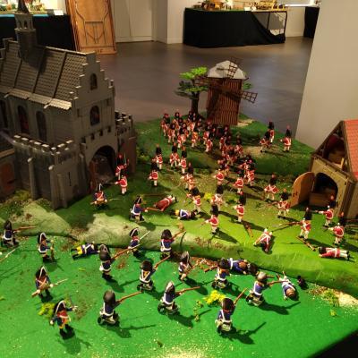 La bataille de Hondschoote - 1793