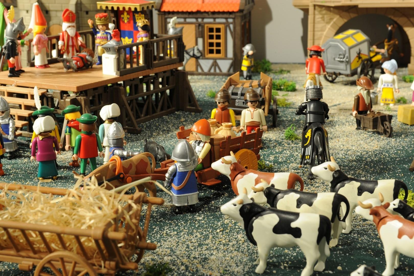 La Maréchaussée au Moyen-Age - L'ancêtre de la Gendarmerie