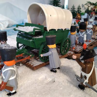 Exposition playmobil gendarmerie retraite russie dominique bethune 10