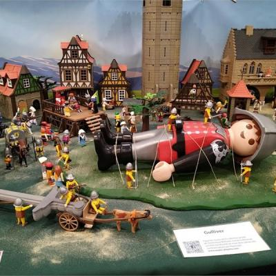 Exposition playmobil gretz armainvilliers dominique bethune 01