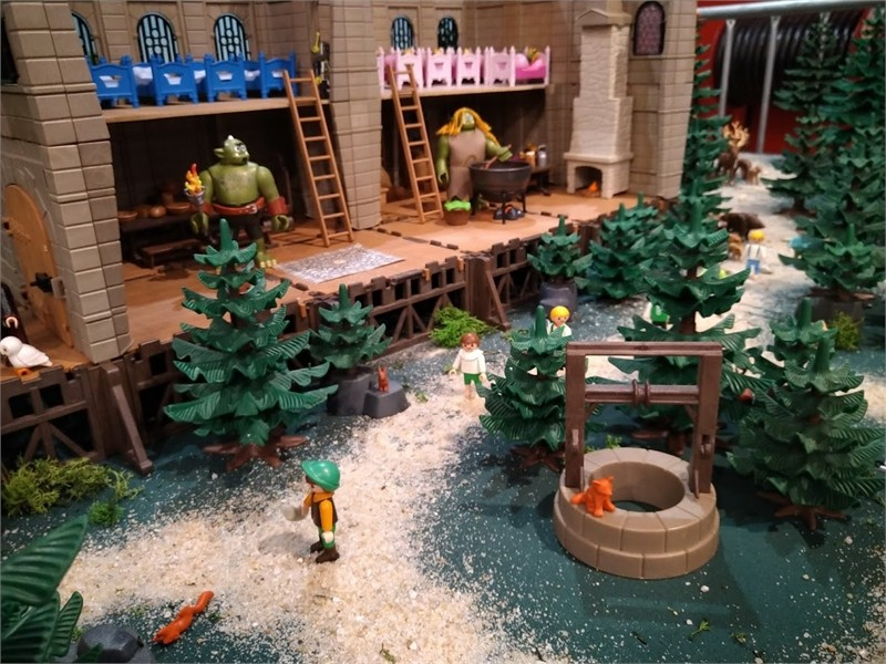 Exposition playmobil gretz armainvilliers dominique bethune 16