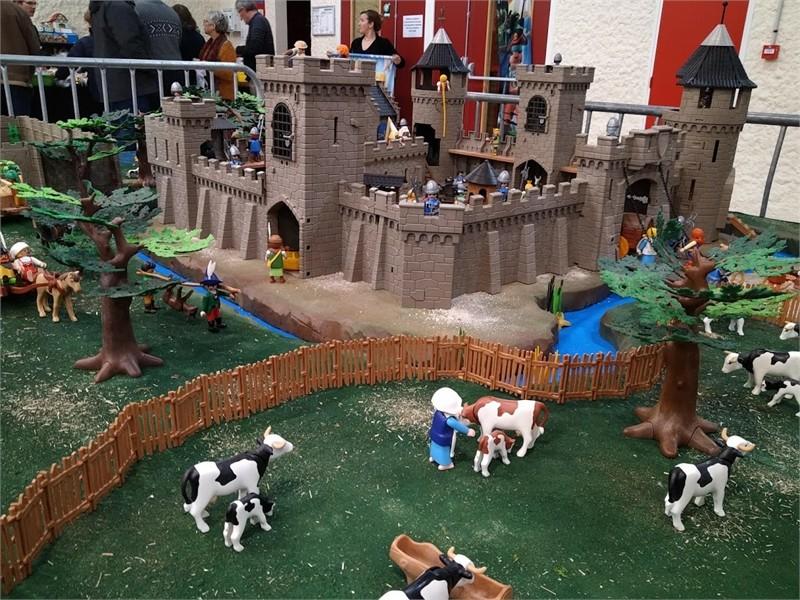 Exposition playmobil gretz armainvilliers dominique bethune 42