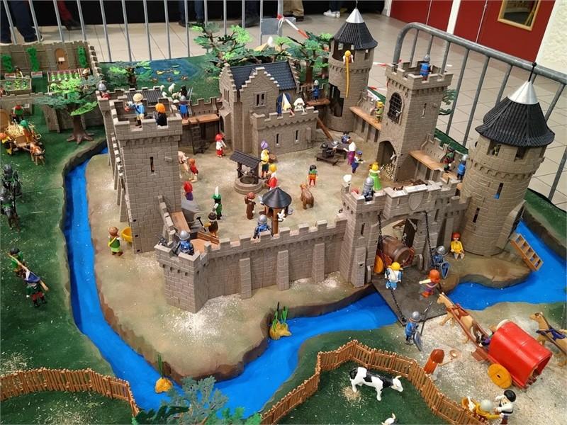 Exposition playmobil gretz armainvilliers dominique bethune 47