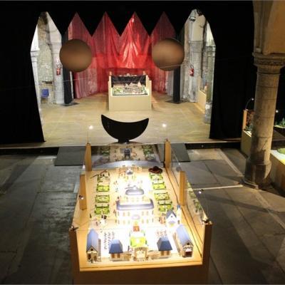 Exposition Playmobil de Huy en Belgique