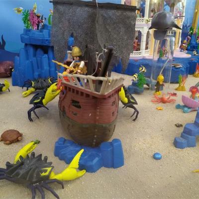 Exposition Playmobil de Saint-Brévin-Les-Pins
