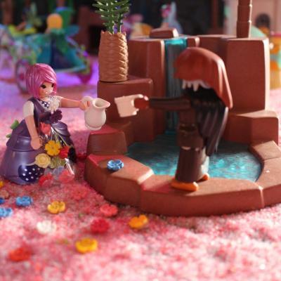 Les fées d'après Perrault en Playmobil