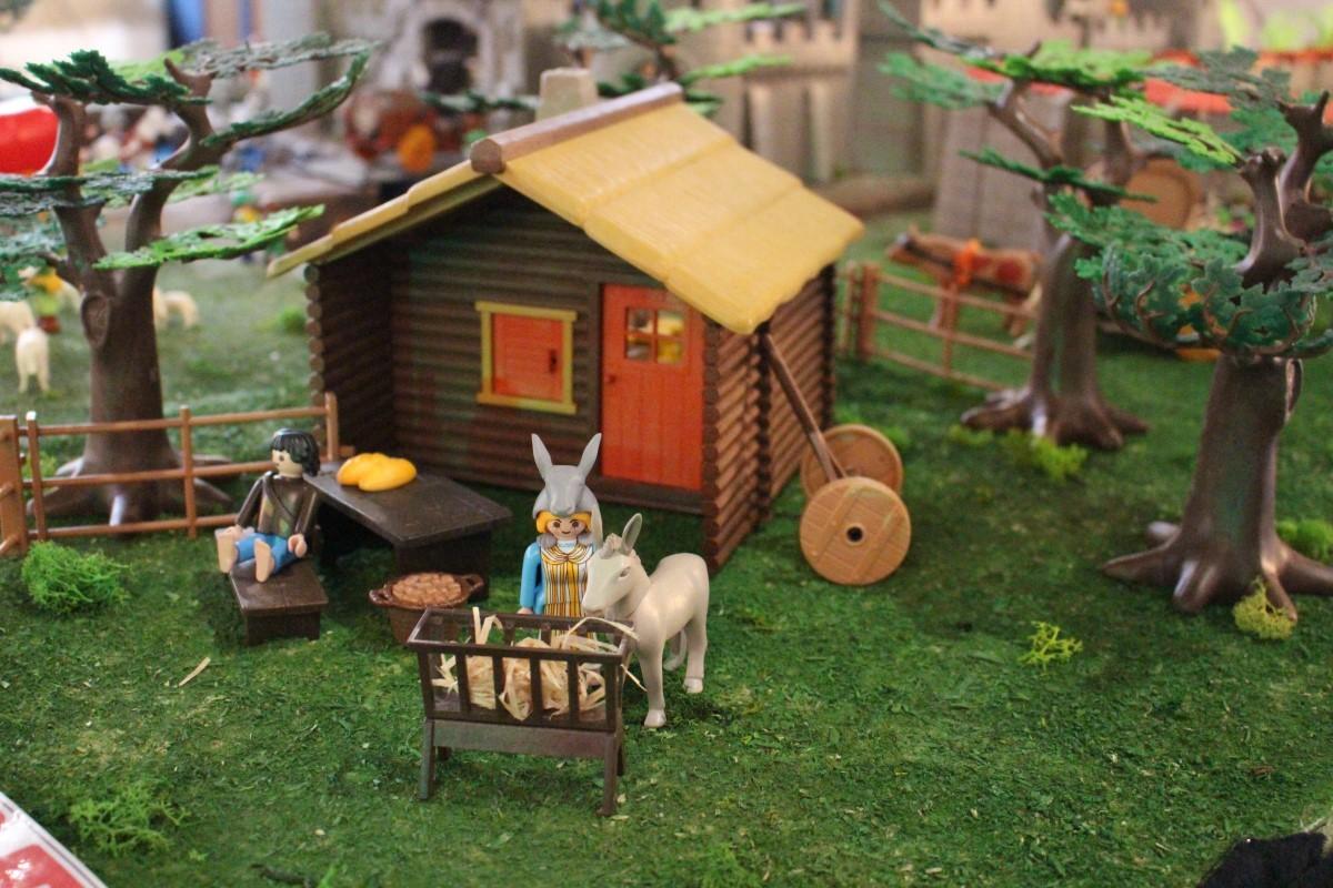 Peau d'âne en Playmobil