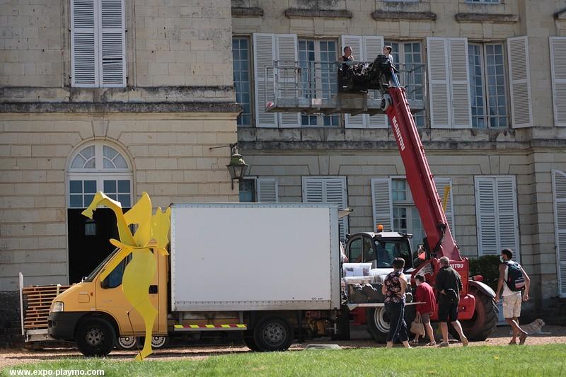 Exposition Playmobil de Montgeoffroy
