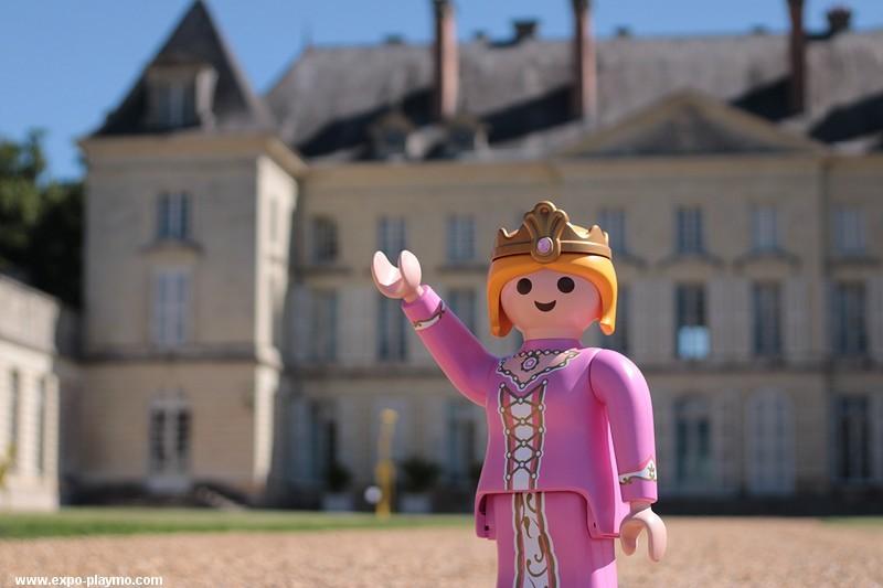 Proposer un événement pour dynamiser les visites d'un château privé