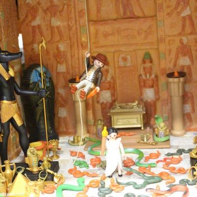 Indiana Jones en Playmobil