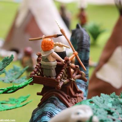 Les-jeux-préhistoriques-en-playmobil-dominique-bethune-58