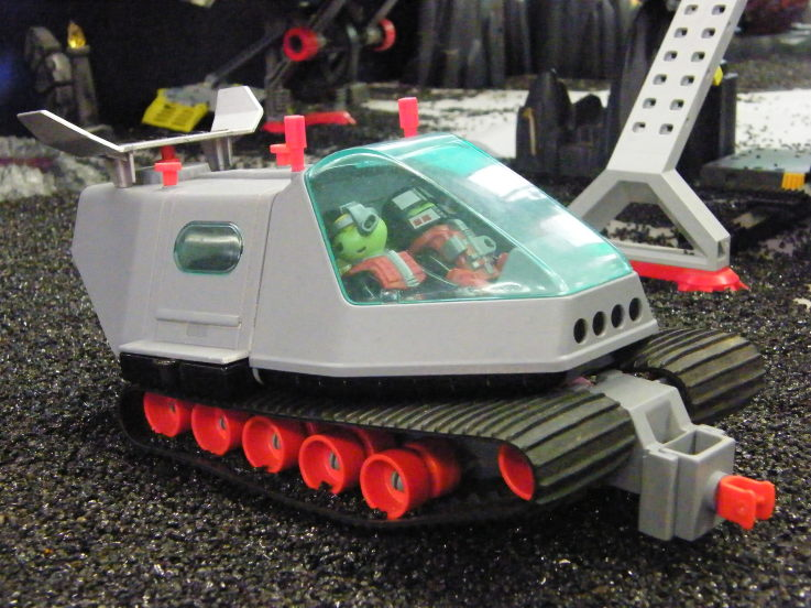 Diorama Playmobil - Les Portes du Temps