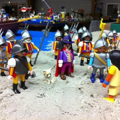 Pocahontas en Playmobil