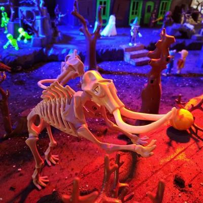 Scoobydoo en playmobil : The Halloween Hotel Haunt