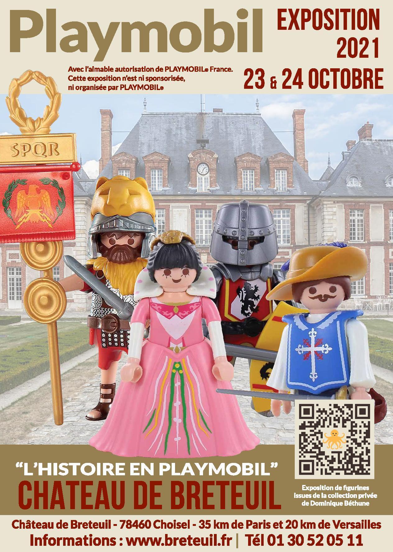 Affiche exposition playmobi chateau de breteuil 2021 dominique bethune page 001