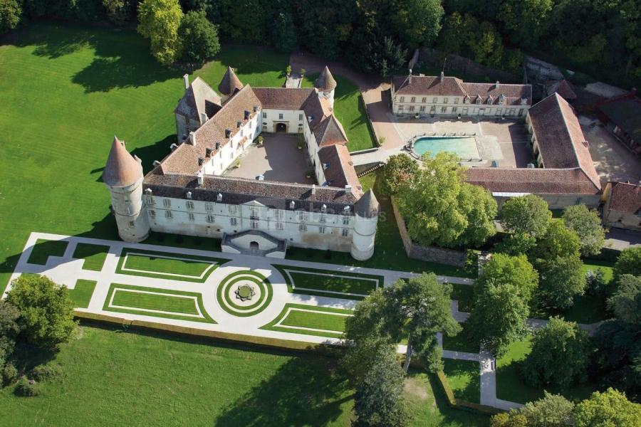 Chateau de bazoches playmobil
