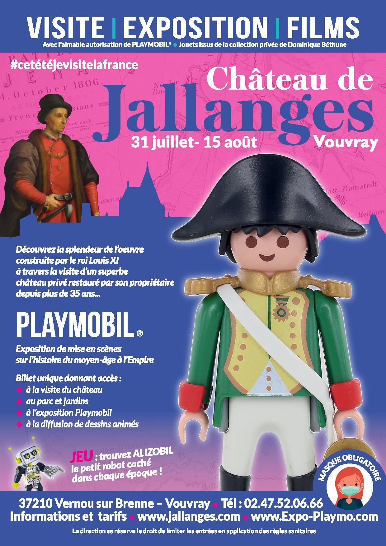 Exposition playmobil chateau de jallanges 2021 dominique bethune web