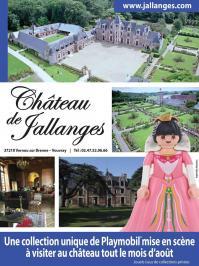 Exposition playmobil chateau de jallanges