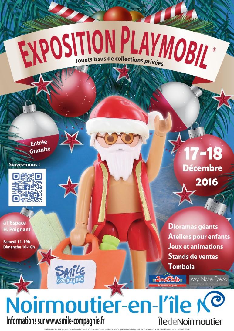 Exposition playmobil de noirmoutier en l ile 2016 web