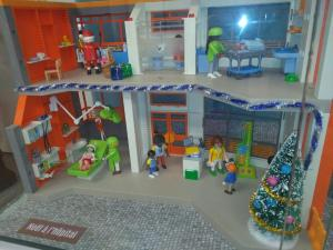 Exposition playmobil mediathe3que sucy en brie dominique bethune
