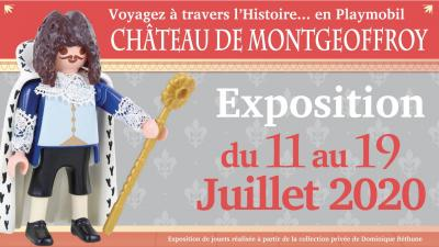 Exposition playmobil montgeoffroy dominique bethune anjou