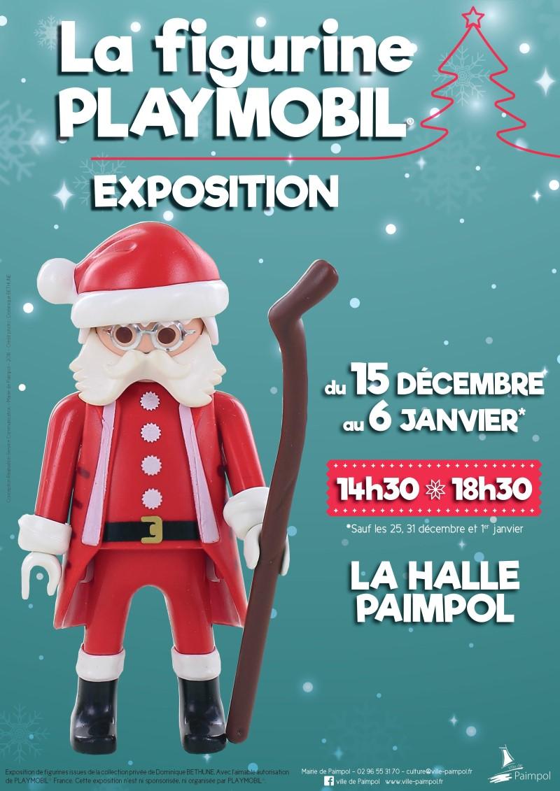 Exposition playmobil paimpol dominique bethune bretagne decembre 2018 web