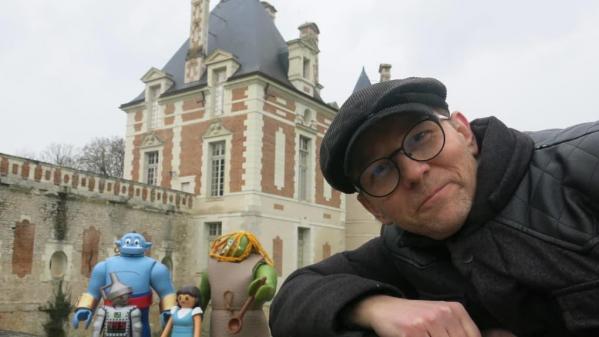 Exposition playmobil selle sur cher dominique bethune collectionneur