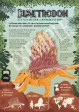 exposition dinosaures en playmobil pour bibliothèques, médiathèques et ludothèques