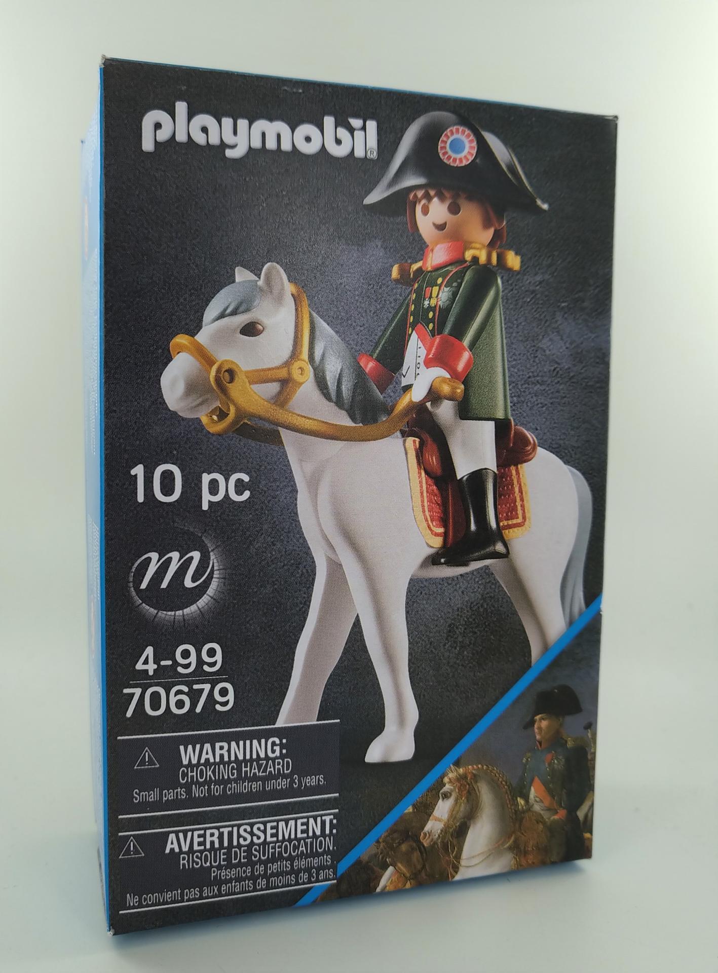 Playmobil napoleon 70679 boite