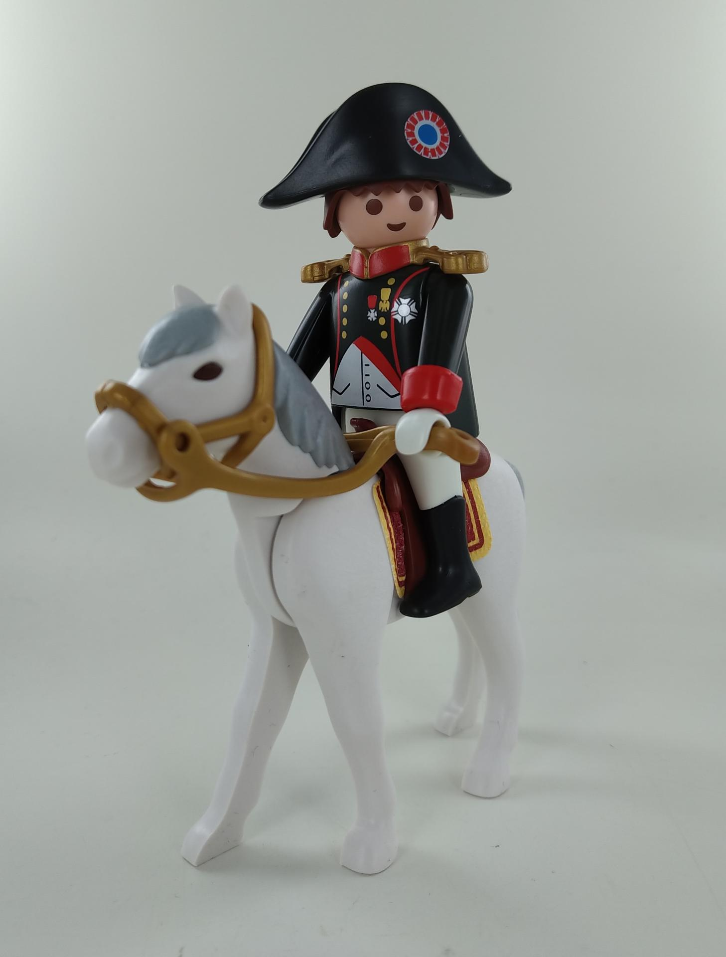 Playmobil napoleon 70679 empereur a cheval