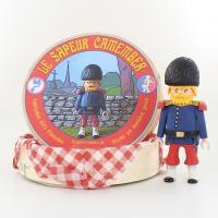 Playmobil sapeur camembert